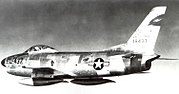 13th Fighter-Interceptor Squadron North American F-86D-35-NA Sabre 51-8437