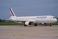 F-GMZD - A321 - Air France