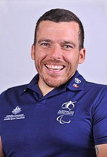 Kurt Fearnley Australian wheelchair racer