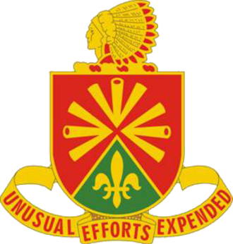 158th Field Artillery Regiment - Image: 158th FADUI