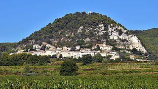 Séguret Commune in Provence-Alpes-Côte dAzur, France