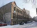 Kontor- und Lagerhaus sowie Fabrikgebäude der Firma W. Michovius