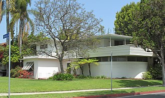 Lafayette Square, Los Angeles - Paul Williams's  Residence