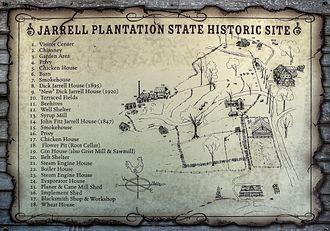 Jarrell Plantation - Image: 16 15 052 jarrell