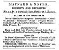 1832 Maynard Cornhill BostonDirectory.png