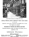 1898 stacks ad LibraryBureau.png