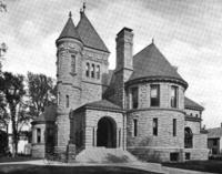 1899 Fairhaven public library Massachusetts.png