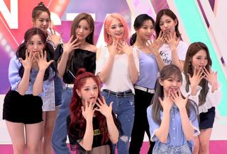 Fromis 9 South Korean girl group