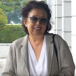 Na Moon-hee South Korean actress