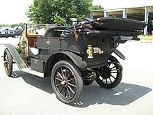 1909 Rambler model 44 at 2010 Richmond Region AACA show-02.jpg