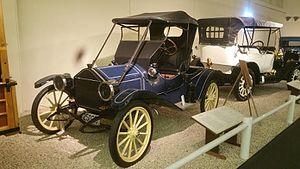 Metz Company - 1913 Metz Runabout