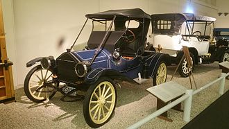 Metz Company - 1913 Runabout