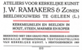 1925 Letterhead Ramakers.png