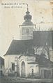 1930 postcard of Slovenska Bistrica church.jpg
