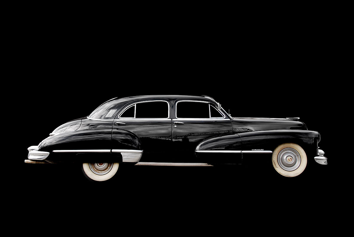 Cadillac Fleetwood Wikipedia 1951 Sedan Deville