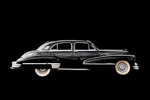 Cadillac Sixty Special - 1947 Cadillac 60 Special