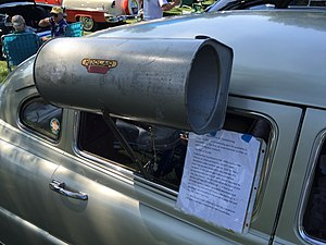 Automobile air conditioning - A car cooler