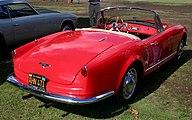 1957 Lancia Aurelia B24 - red - rvr (4637747780).jpg
