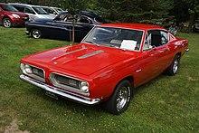 PG Classic 280 Mopar 1970-71 Plymouth Cuda Rear Side Marker Lenses