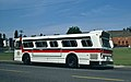 1971 Flxible New Look bus - TriMet 469 (ex-628) in 1984.jpg