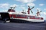 1977 04 09 GB Nr 707 Ramsgate Hoverport GH2008 Sir Christopher.jpg