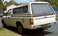 1988-1991 Toyota Hilux (RN85R) 2-door utility 02.jpg