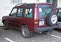 1992 Land Rover Discovery tdi 3-door (Portugal), rear left.jpg