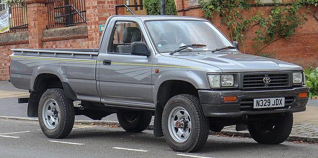 Hilux (N80) - Toyota