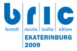 1st BRIC summit - official logo