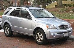 2003-2006 Kia Sorento LX (US)