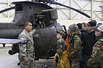1st Squadron, 17th Cavalry Regiment, 82nd Combat Aviation Brigade, hosted the Cameron Boys Camp from Cameron, NC 140921-A-ZZ999-001.jpg