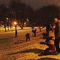 1szy śnieg 1st snow -warszawa (24254392765).jpg