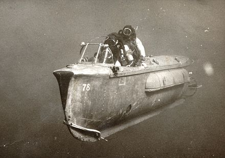 Diver propulsion vehicle - Wikiwand