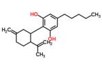 2-(6-Isopropenyl-3-methylenecyclohex-1-yl)-5-pentyl-1,3-benzenediol.png