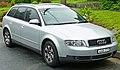 2002-2005 Audi A4 (8E) 2.0 Avant (2011-10-25) 01.jpg