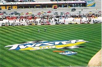 Camping World 400 - 2002 pre-race