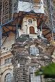 2003-05-17 Dresden Frauenkirche Wiederaufbau 02.jpg