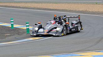 Oreca 03 - 2013 Oreca 03-Nissan LMP2 Le Mans series racing car
