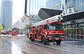 2005년 5월 12일 서울특별시 강남구 코엑스 재난대비 긴급구조 종합훈련 DSC 0049.JPG