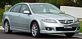 2005-2007 Mazda 6 (GG Series 2) Luxury Sports hatchback (2011-01-13).jpg