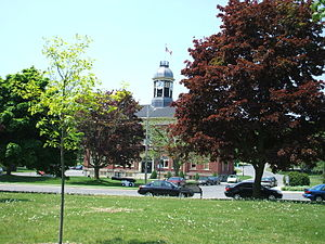 Port Hope, Ontario - Town hall