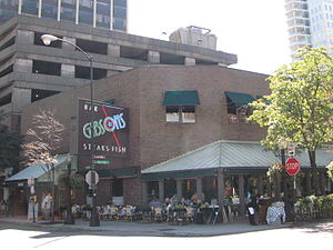 Gibson's Steakhouse on Rush Street
