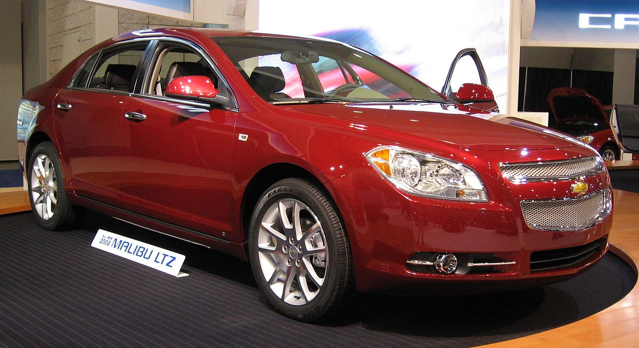 file 2008 chevrolet malibu ltz wikimedia commons. Black Bedroom Furniture Sets. Home Design Ideas