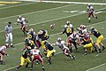 20090926 Michigan Wolverines football against Indiana.jpg