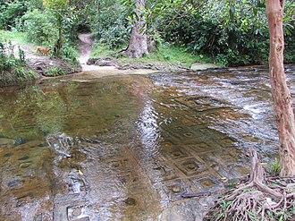 Phnom Kulen National Park - Linga 1,000.