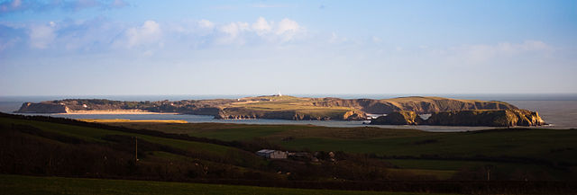 20110227-Caldey Island