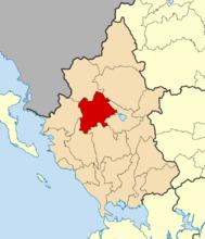 Zitsa municipality