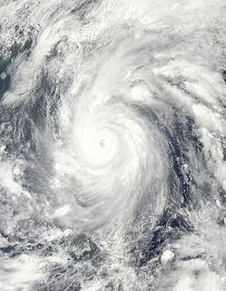 Typhoon Songda (2011) Pacific typhoon in 2011