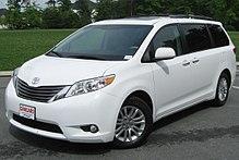 Minivan - Wikipedia