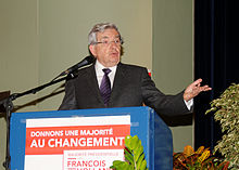 Jean-Pierre Chevènement, en 2012.